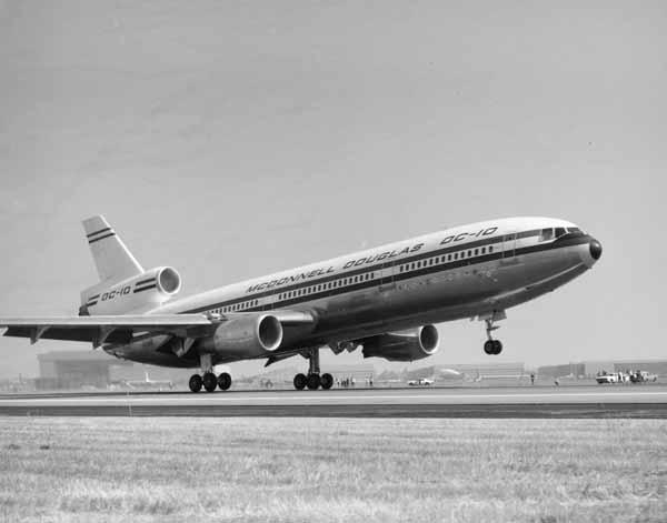 McDonnell Douglas DC-10, N10DC